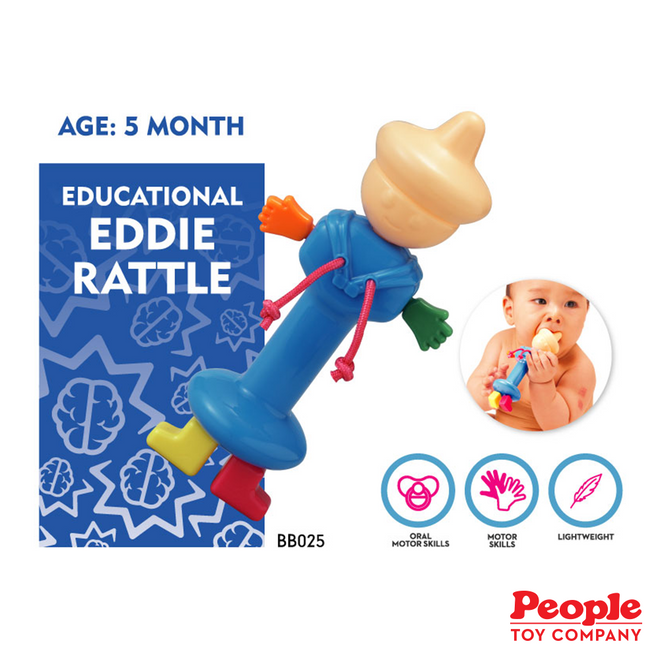Educational Eddie Rattle