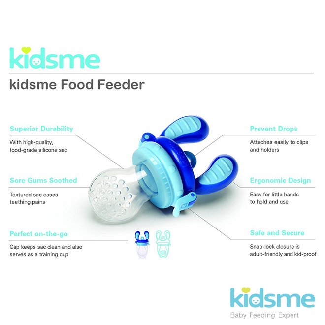 Food Feeder - Lime