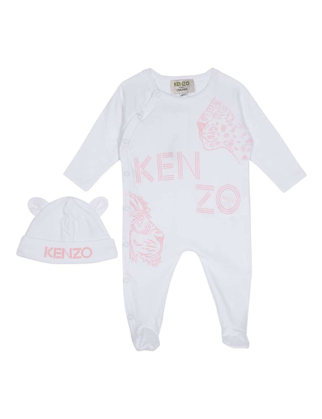 DAMA newborn set sweet pink