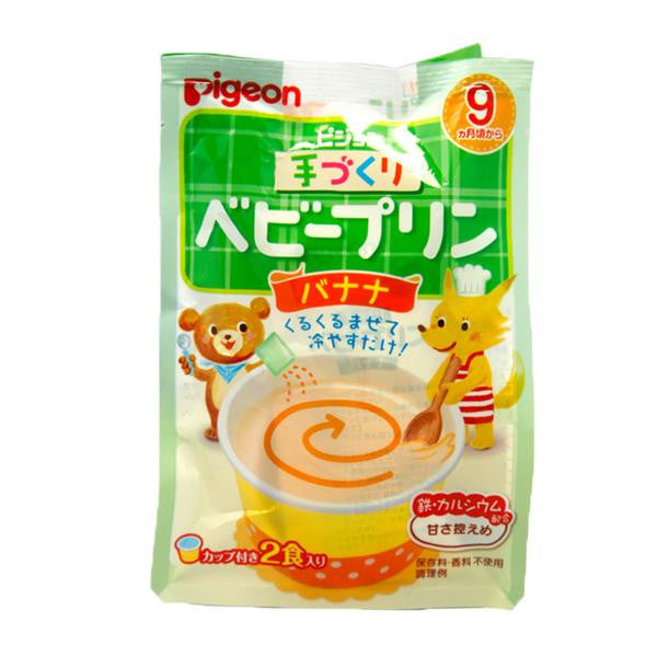 Pigeon Baby Pudding Mix Banana 1box