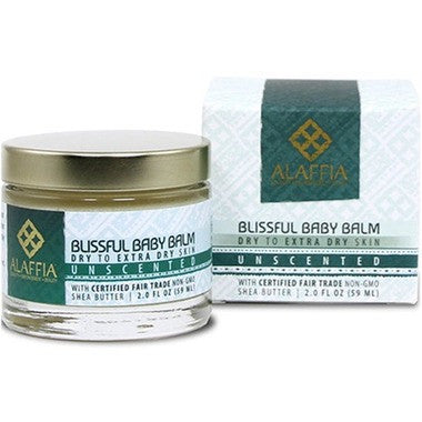 Blissful Baby Shea Butter Balm Unscented 59ml