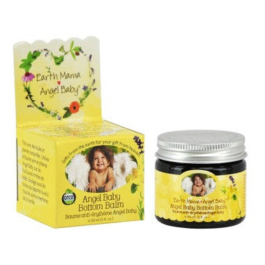 Earth Mama Angel Baby Bottom Balm  60 mL