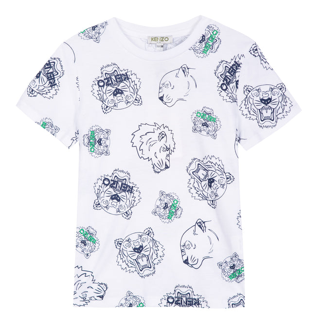 DENIEL TIGER boy T-SHIRT