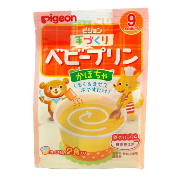 Pigeon Baby Pudding Mix Pumpkin 1box