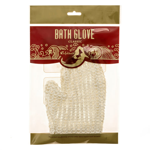 Exfoliating Hemp Bath Glove by PimplePopper.co