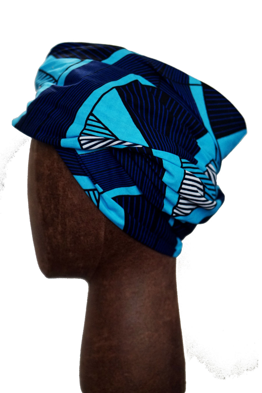 Blue Nile Head Wrap