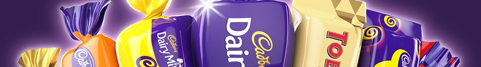Free Cadbury's chocolates with every order until Christmas