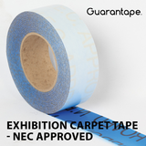 Guarantape Exhibition Carpet Tape