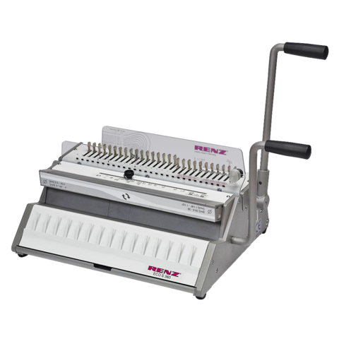 Renz Eco-S 360 2:1 Manual Wire Binder