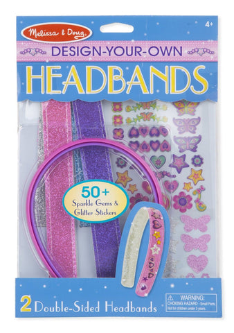 DYO Headbands - Calendar Club of Canada - 1