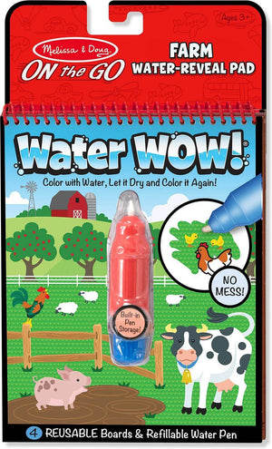On the Farm Water Wow