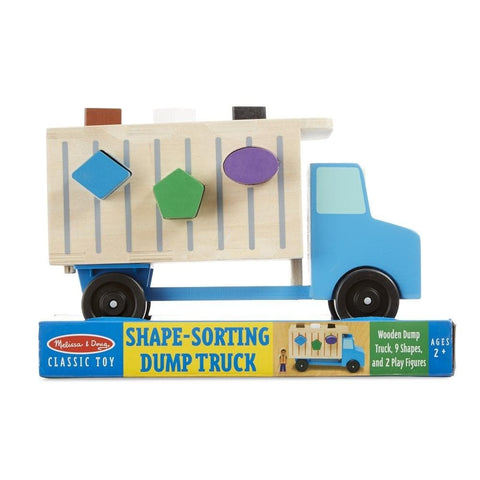 Shape Shorting Dump Truck - Calendar Club of Canada - 1