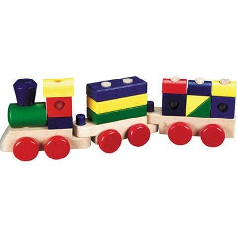 Stacking Train - Calendar Club of Canada