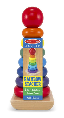 Rainbow Stacker - Calendar Club of Canada