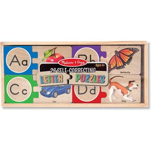 Self Correcting Letter Puzzles - Calendar Club of Canada - 1