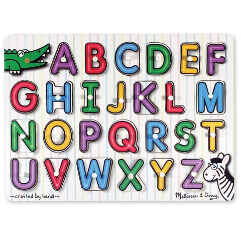 Alphabet See Inside Puzzle