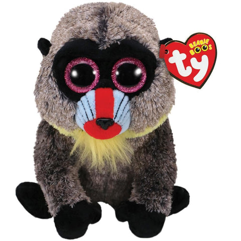 008421368952 Wasabi Brown Baboon Boo Ty - Calendar Club