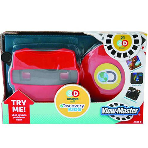 Viewmaster Boxed Set - Calendar Club of Canada - 1
