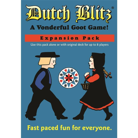 Dutch Blitz Expansion