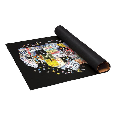 Collapsible Full Size Puzzle Roll Up