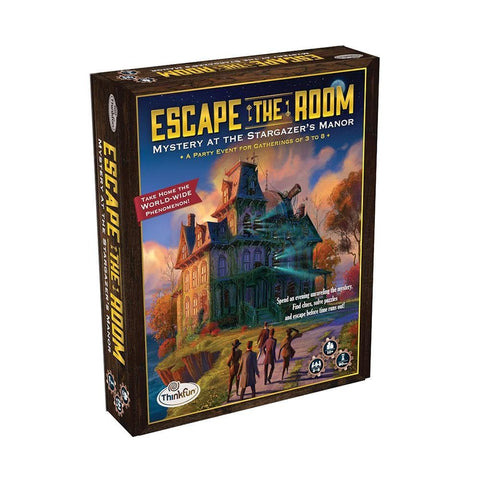 019275073510 Escape the Room ThinkFun - Calendar Club1