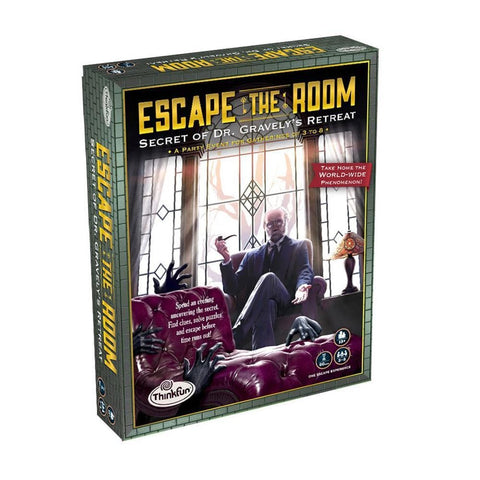 019275073527 Escape The Room 2 ThinkFun - Calendar Club1
