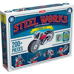5 Model Set Steel Works