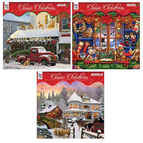 Classic Christmas Assortment - Each Sold Separately