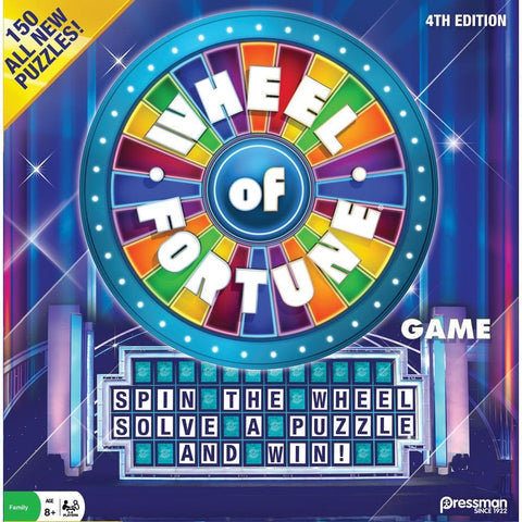 Wheel of Fortune 4th Edition