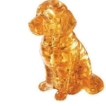 Dog 3D Puzzle - Calendar Club of Canada
