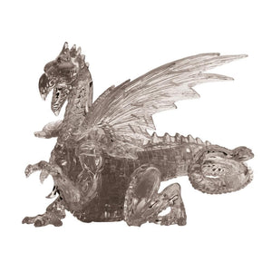 Dragon 3D Crystal Alternate Product Image 2