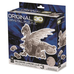 Dragon 3D Crystal Product Packaging  Image