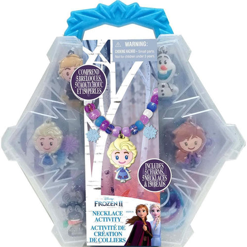 Frozen 2 Necklace Front Product Image