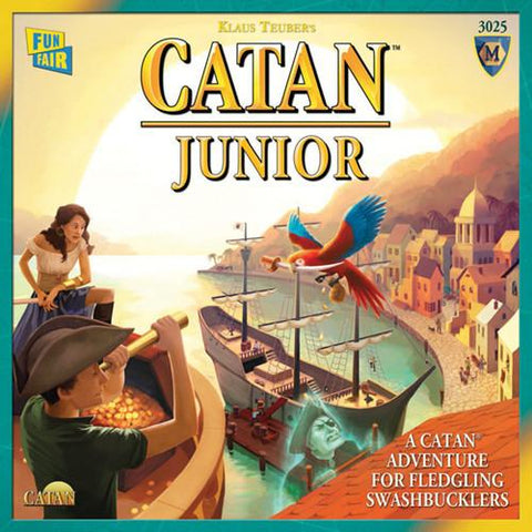 Catan Junior - Calendar Club of Canada