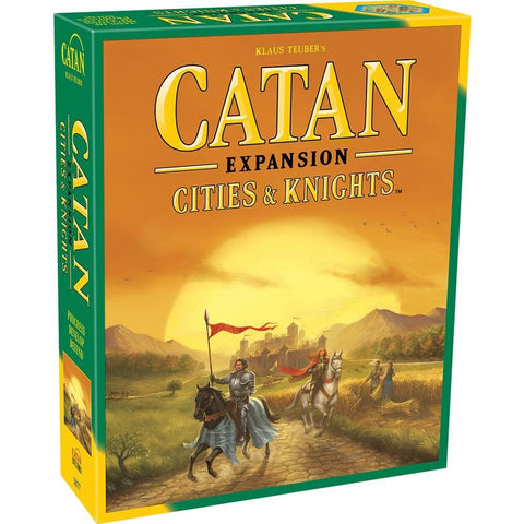 Catan Cities Knights