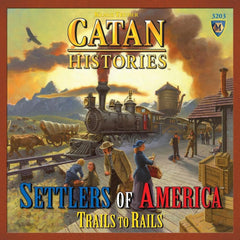 Catan Settlers of America Strategy Game