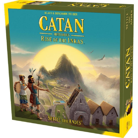 Catan Rise of Inkas