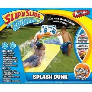 Slip n Slide Dunk Outdoor Play