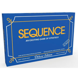 Sequence Deluxe Game - Calendar Club Canada