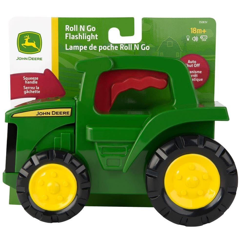 Roll and Go Flashlight - Calendar Club of Canada