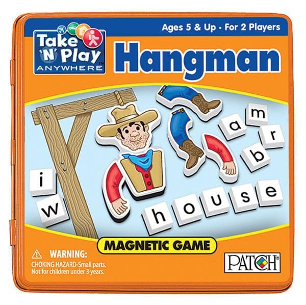 Hangman Magnetic - Calendar Club of Canada