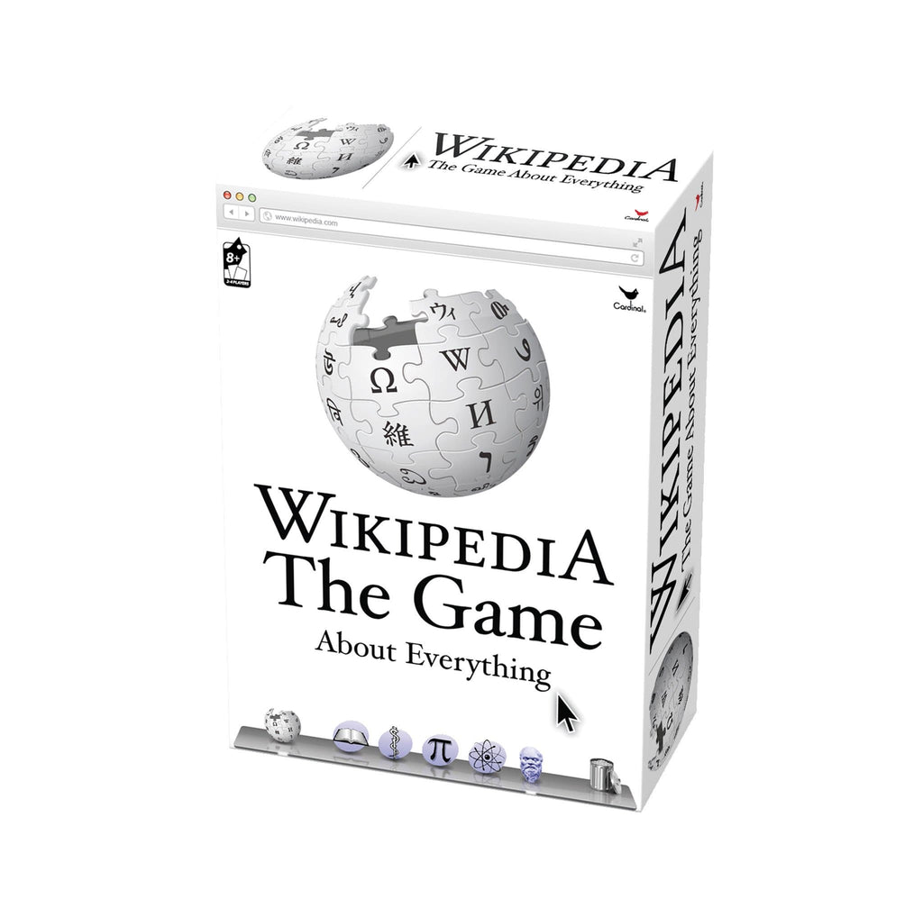 Wikipedia The Game About Everything - Calendar Club of Canada