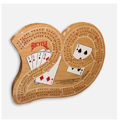 29 Cribbage Board Product Packaging  Image