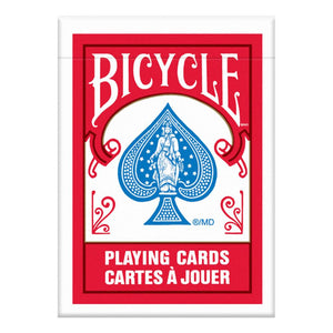 Bicycle Poker Cards - Calendar Club Canada
