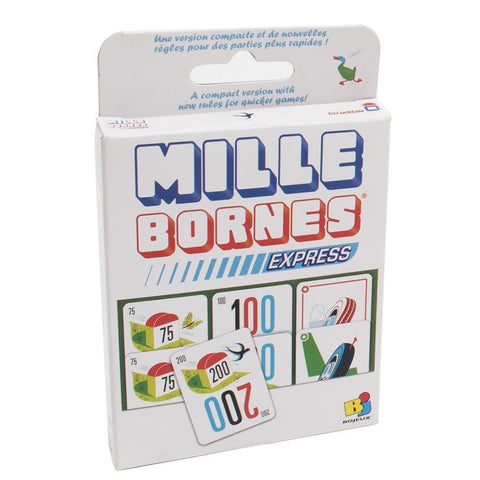 Mille Bornes Express Product Image
