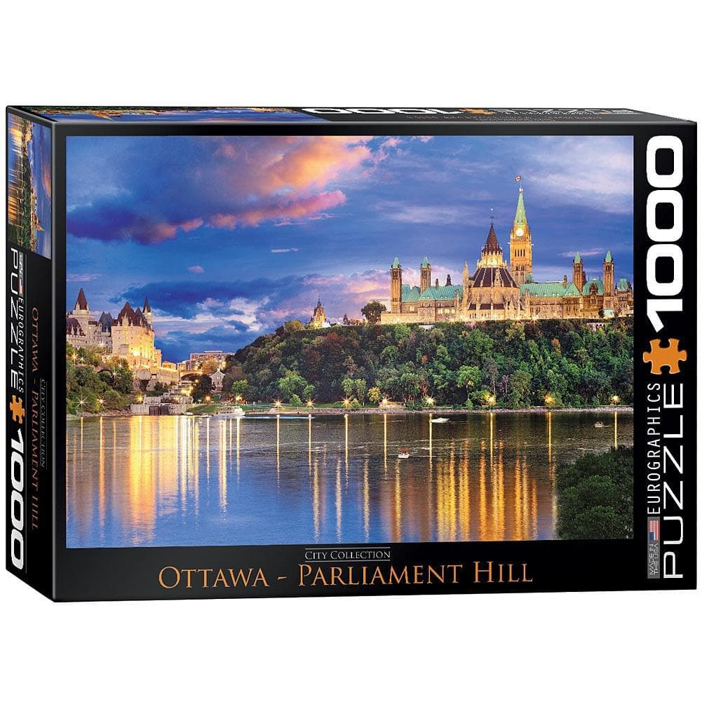 Ottawa Parliament Hill - Calendar Club of Canada