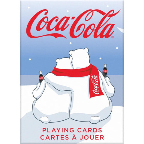 073854024058 Polar Bears US Playing Cards - Calendar Club1
