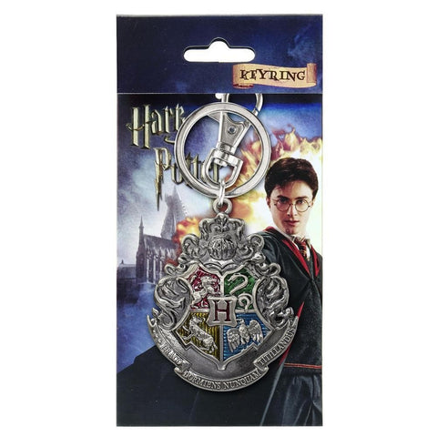 Harry Potter Hogwarts Key Ring