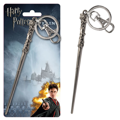 Harry Potter Wand Keychain - Calendar Club of Canada