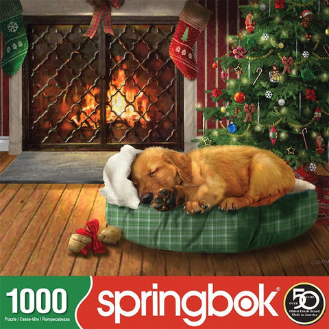 Christmas Wishes 1000 Pc Puzzle